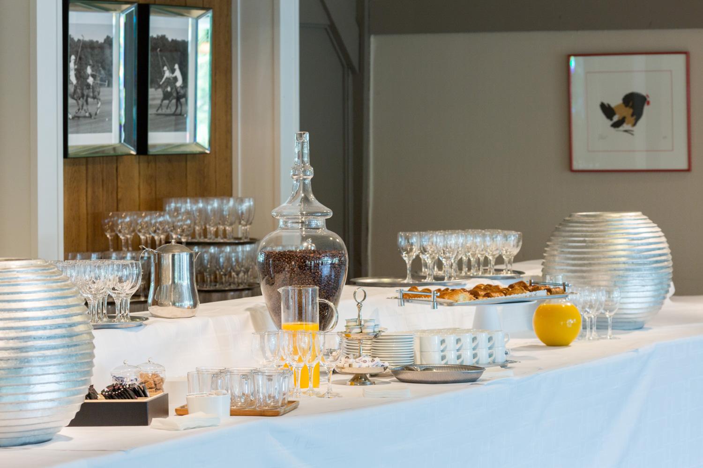 Station petit déjeuner et café pour vos ateliers et séminaires